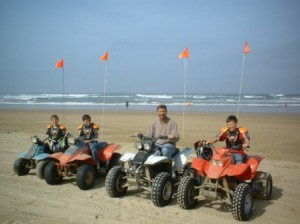 Da boys Pismo Beach