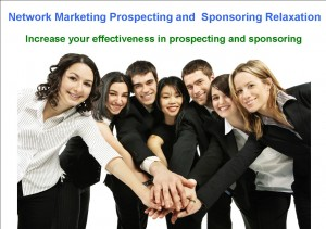 Network marketing recruiting and prospecting