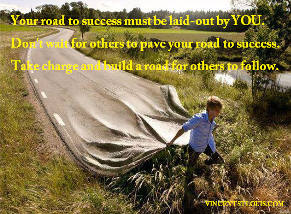 Paving your road