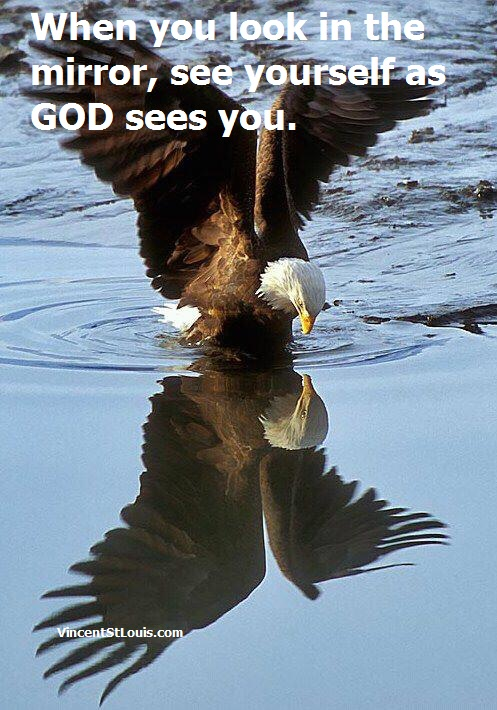 see what God sees