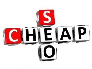 Cheap Search Engine Optimization