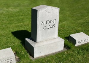 middle class stone