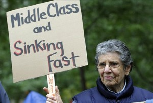 You Will Not Survive the Middle Class
